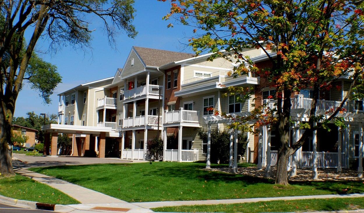 Burr Oaks Senior Housing Dimension Iv Madison Design Group